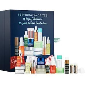 NIB Sephora 12 days of skincare